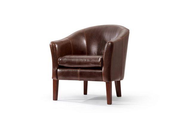 Fauteuil crapaud en cuir : le must have pour sa décoration d'intérieur ?